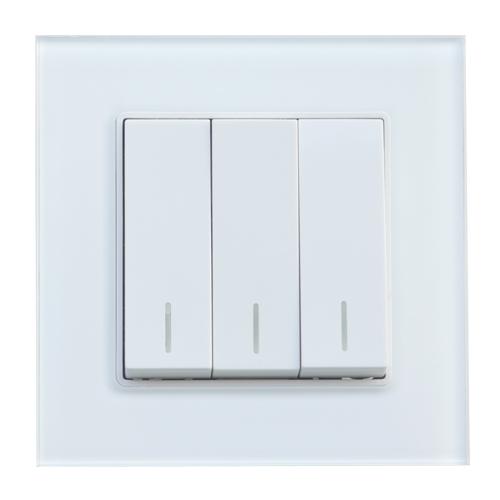 1 gang 2 way switch (white) | qlite direct, Wiring diagram