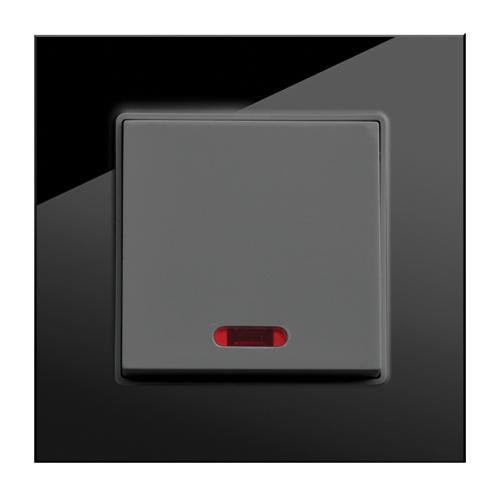 20A DP Switch (Black)